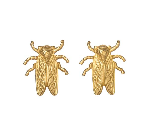 Stayin' Alive Clip on Earrings