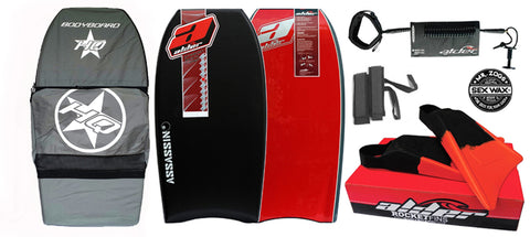 Complete Bodyboarding Packages