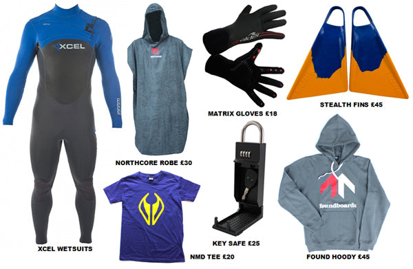 bodyboarding christmas gift ideas