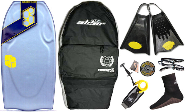 Best bodyboarding packages UK