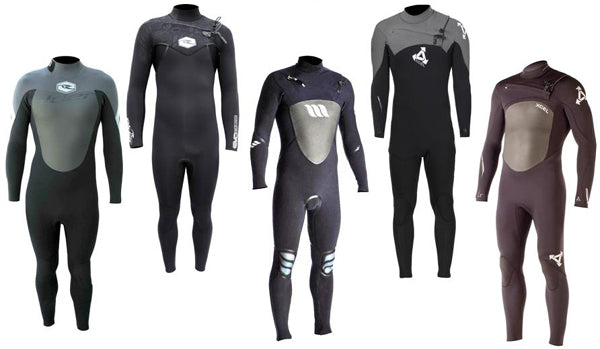 Best winter wetsuits shop UK