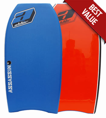 Alder Assassin 8 large bodyboard