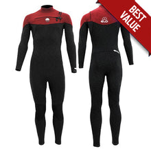 Load image into Gallery viewer, Alder Evo Fire Storm 5/4 Winter Wetsuit