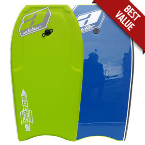 Alder Rocket Bodyboard Green Blue