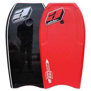 Alder Rocket bodyboard Red Black