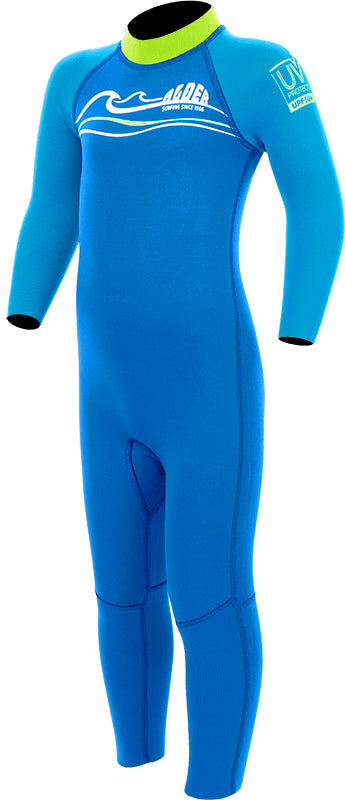 Alder Impact toddlers wetsuit Blue