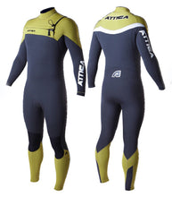 Load image into Gallery viewer, Attica Alpha 3/2 Ash/Khaki wetsuit
