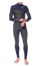 Load image into Gallery viewer, Billabong Foil Chest Zip 3/2 Wetsuit