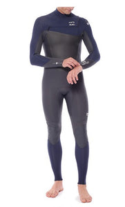 Billabong Foil Chest Zip 3/2 Wetsuit