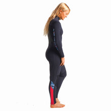 Load image into Gallery viewer, C-Skins Solace ladies 3/2 chest zip wetsuit