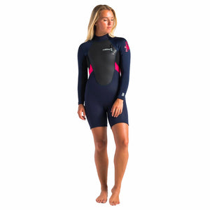 C-skins long arm shorty wetsuit