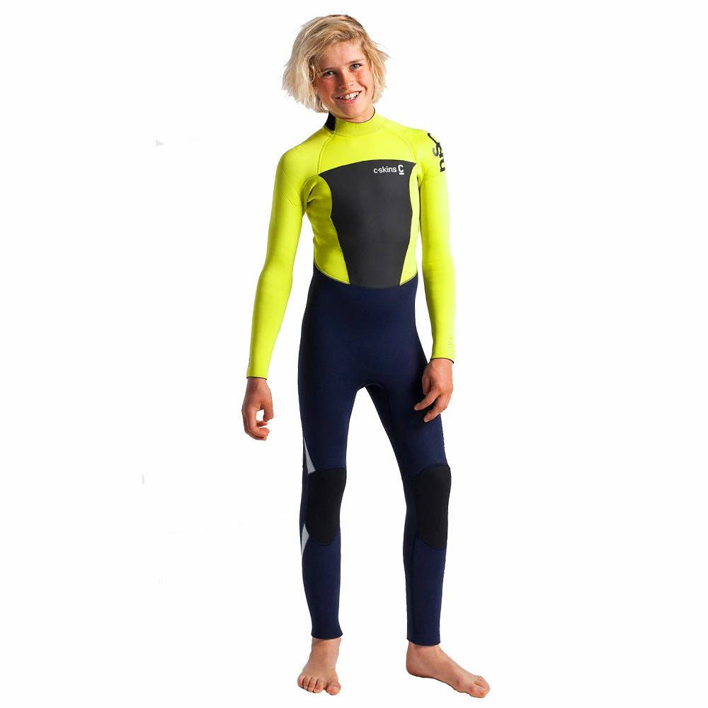 C skins junior wetsuits