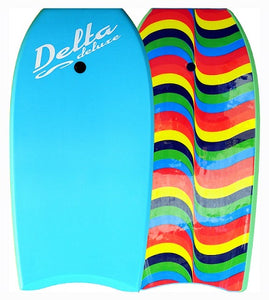 Delta Deluxe Bodyboard - Waves