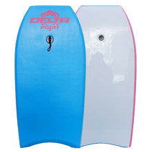 Load image into Gallery viewer, Delta Point Girls Bodyboard Pink / Blue