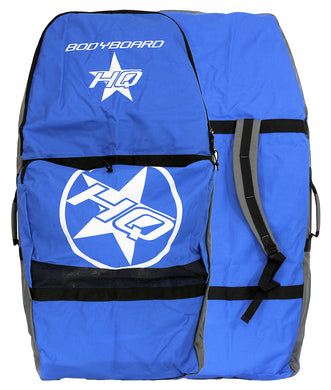 HQ Double Bodyboard Bag Royal Blue