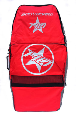 HQ Double Bodyboard Bag - Red
