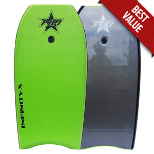 HQ Infinity-X Bodyboard Green