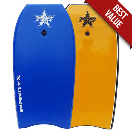 HQ Infinity-X Bodyboard Navy Blue