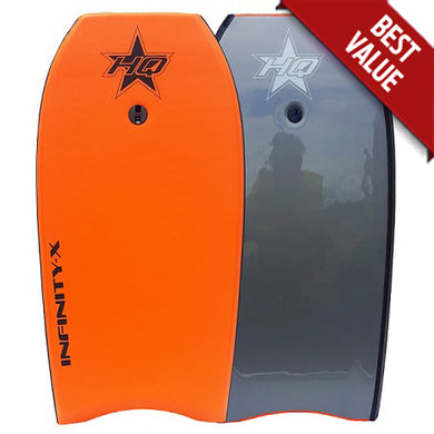 HQ Infinity-X Bodyboard Orange