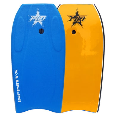 HQ Infinity-X Bodyboard Royal Blue