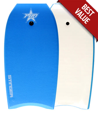 HQ Stinger bodyboard - Royal Blue
