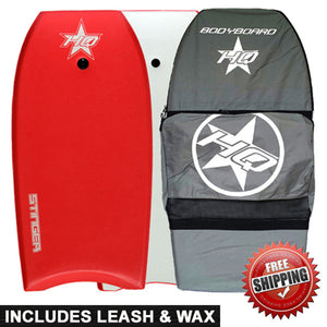 HQ Stinger Bodyboarding Package