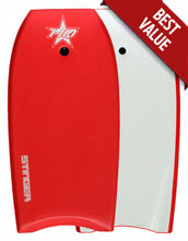 Load image into Gallery viewer, HQ Stinger bodyboard Red