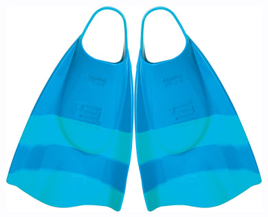 Hydro Tech 2 fins Blue Striped