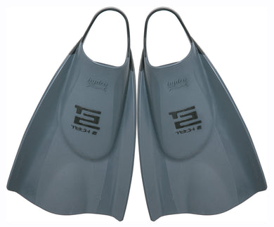 Hydro Tech 2 fins Gun Grey