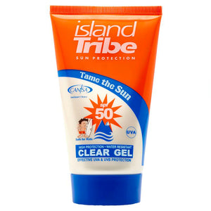 Island Tribe SPF 50 waterproof sunscreen 50ml