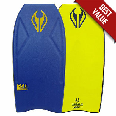 NMD 360 Bodyboard Navy Yellow