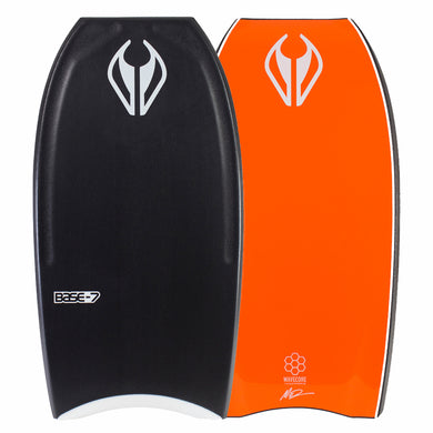 NMD Base 7 Bodyboard Black Orange