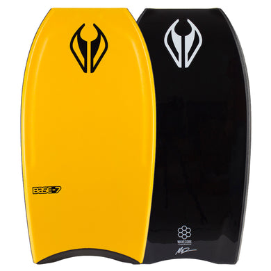 NMD Base 7 Bodyboard Yellow Black