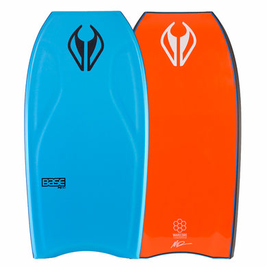 NMD Base HD Bodyboard Aqua Blue Orange