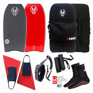 NMD Base HD Full Bodyboard Package