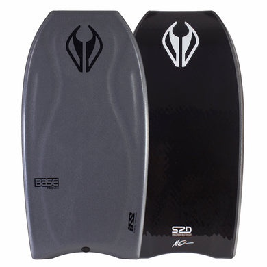 NMD Base Pro Concave NRG+ ISS Bodyboard Grey Black