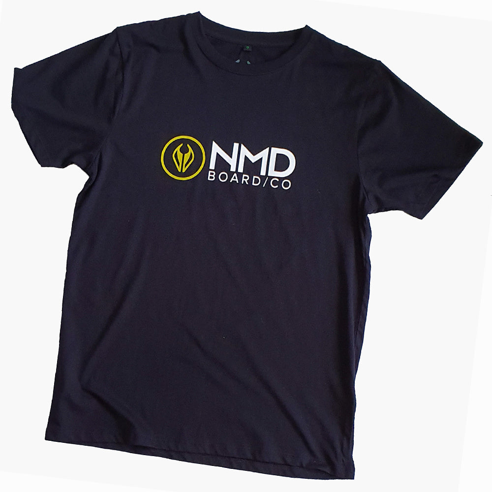 NMD Bodyboard Tee shirt Black Yellow
