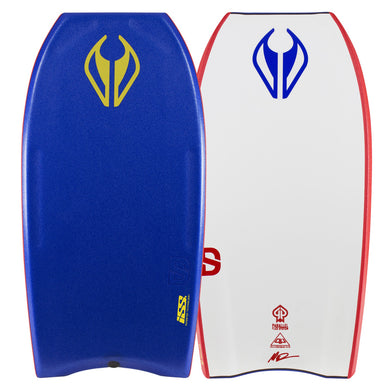 NMD Dallas Singer Quad Concave NRG+ ISS Bodyboard Blue