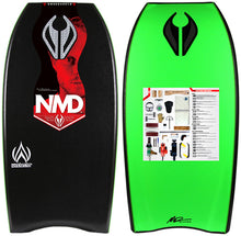 Load image into Gallery viewer, NMD Dave Winchester 3d Bodyboard