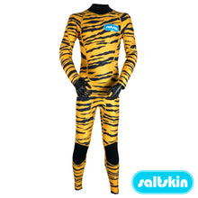 Load image into Gallery viewer, salt skin tiger wetsuit