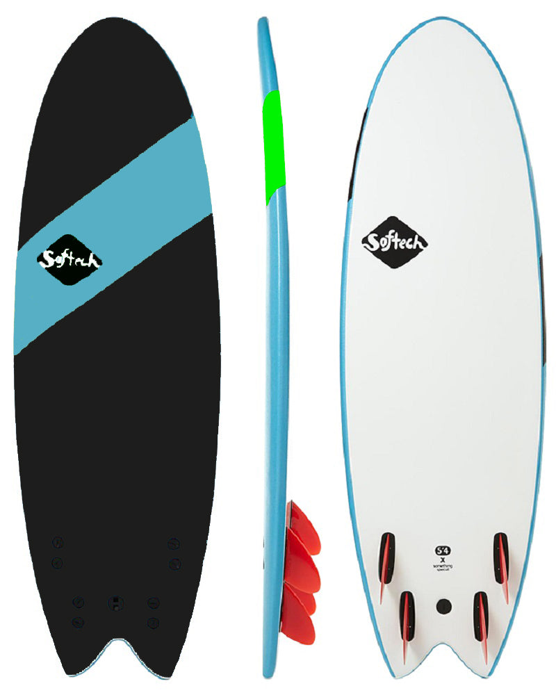 Softech Handshaped SB 5' 4