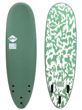 "Load image into Gallery viewer, Softech Bomber 5' 10"" soft surfboard"