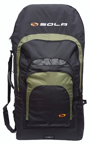 Sola triple padded bodyboard bag