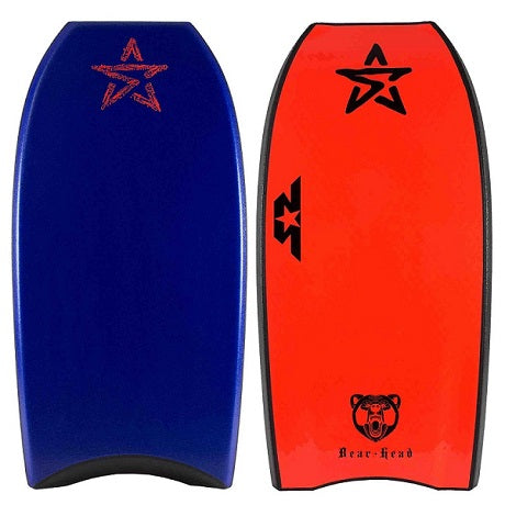 Stealth Bear Head NRG Bodyboard