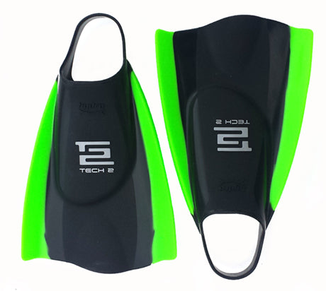Hydro Tech 2 Fins Black Green