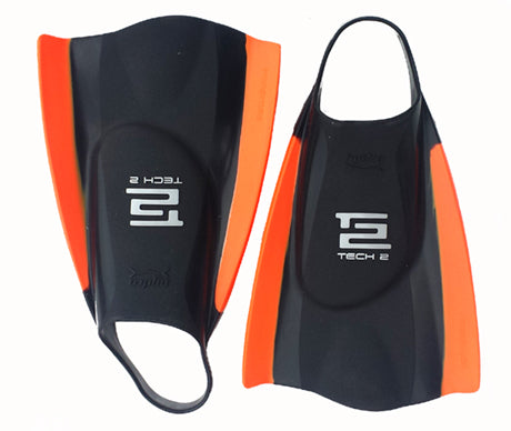 Hydro tech 2 Fins Black Orange