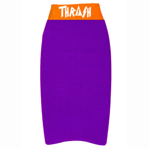 Thrash purple bodyboard cover sock