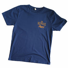Load image into Gallery viewer, VS Versus Bodyboarding T-shirt Petrol blue