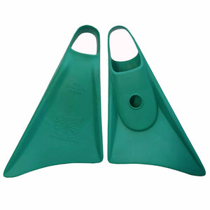 churchill fins green