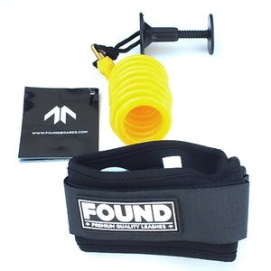 Found bodyboard bicep leash